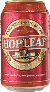 Picture of Hopleaf Pale Ale (330ml x 12 cans)