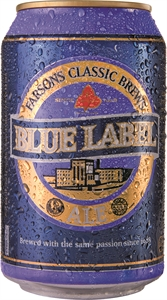 Picture of Blue Label Ale (330ml Cans)