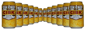 Picture of Cisk Lager(50cl x24)
