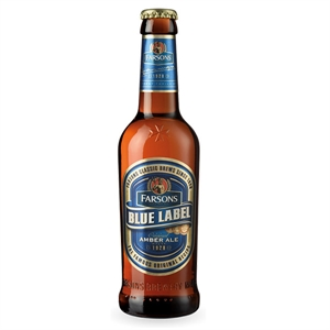 Picture of Blue Label Ale (330ml bottles)
